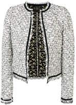 Giambattista Valli tweed boucle jacket