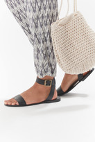 Urban Outfitters Lana Ankle Strap Leather Sandal
