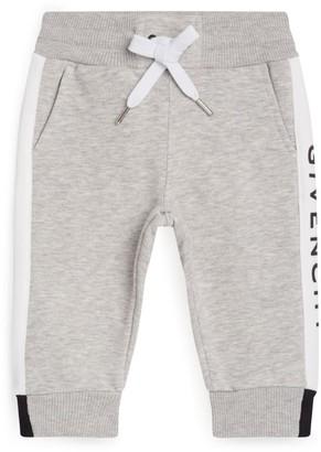 Givenchy Kids Side-Stripe Logo Sweatpants