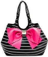 Betsey Johnson Knot Your Average Shoulder Bag