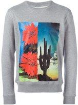 Soulland photo print sweatshirt