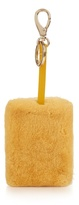 Anya Hindmarch Scourer fur bag charm