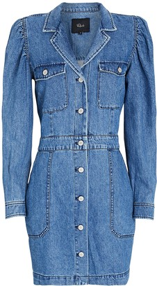 Rails Elaine Denim Mini Dress