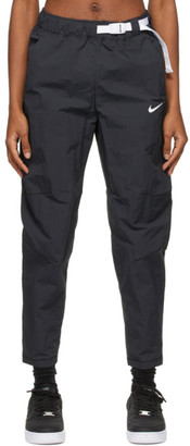 Nike Black Sportswear Tech Pack Woven Lounge Pants
