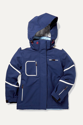 Perfect Moment Kids Ages 6 - 12 Qanuck Pro Ii Hooded Padded Ski Jacket