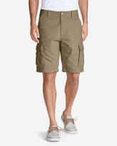 """Eddie Bauer Men's Expedition 11"""" Cargo Shorts - Solid"""