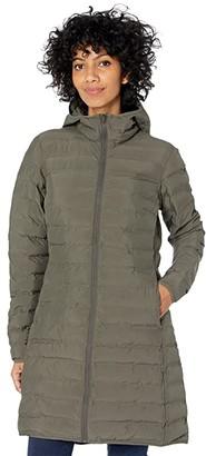 Helly Hansen Urban Liner Coat (Beluga) Women's Clothing