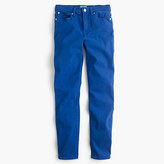 J.Crew Tall lookout high-rise garment-dyed crop jean