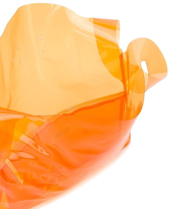Thumbnail for your product : Maison Margiela Transparent Logo Tote