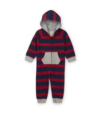 Hatley Baby Boys' Hooded Romper
