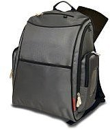 Fisher-Price Backpack Diaper Bag - Grey by