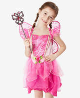 Melissa & Doug Kids' Flower Fairy Role Play Costume Set