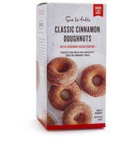 Baked for Sur La Table Sur La Table Classic Cinnamon-Sugar Doughnuts