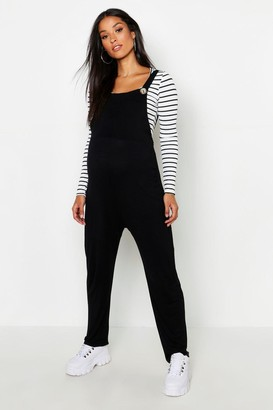boohoo Maternity Jersey Lounge Overall