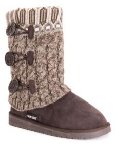 Muk Luks Women's Cheryl Boots Women's Shoes