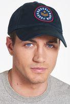 Navy Badge Cap