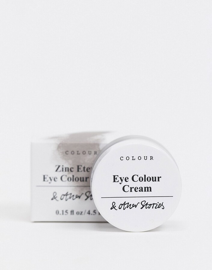 Thumbnail for your product : And other stories & Zinc Eternal eye shadow cream