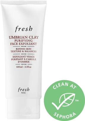 Fresh Umbrian Clay Pore Purifying Face Exfoliator