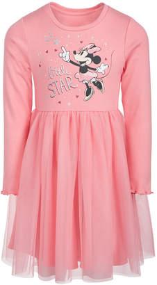 Disney Toddler Girls Minnie Mouse Little Star Dress