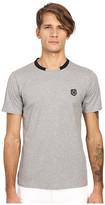 The Kooples Sport Light Rugby Jersey Tee Shirt