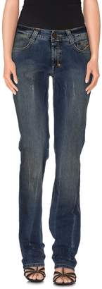 9.2 By Carlo Chionna Denim pants - Item 42482157XW