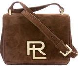 Ralph Lauren Mini Suede Crossbody Bag