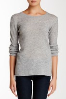 Philosophy Cashmere Classic Crew Neck Cashmere Sweater