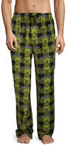 Asstd National Brand The Grinch Fleece Pajama Pants