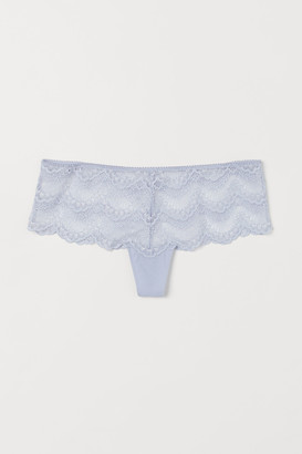 H&M Lace Thong Briefs