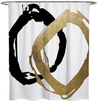 "Oliver Gal Equal"" Shower Curtain"