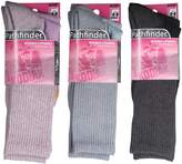 Kodiak Women's 6 Pairs of Soft Outdoor Crew Socks, US Shoe Size 4-10