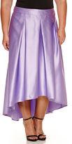 Boutique + + A-Line Skirt-Plus