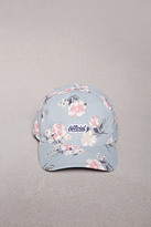 Forever 21 FOREVER 21+ Official Floral Logo Patch Cap