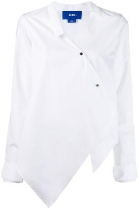 Ji Oh Off-Centre Shirt