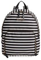 Kate Spade Watson Lane - Hartley Nylon Backpack - Black