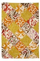 Neotropic Quilt Rug