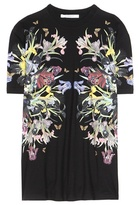 Givenchy Printed cotton T-shirt