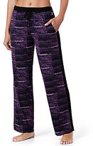 DKNY Abstract-Print Jersey Sleep Pants