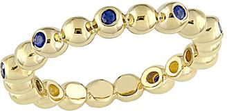 Rina Limor Fine Jewelry 14K 0.22 Ct. Tw. Sapphire Ring