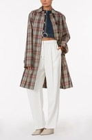 Derek Lam Collared Trench Coat