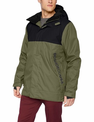 DC Men's DEFY Snow Jacket