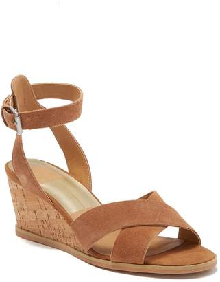 Dolce Vita Lia Suede Wedge Sandal
