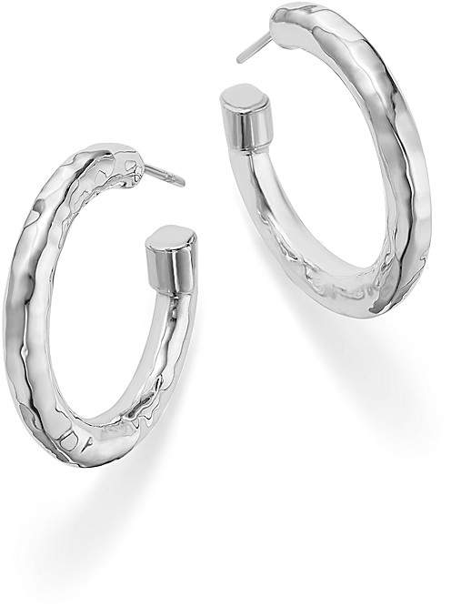Ippolita Sterling Silver Glamazon® Hoop Earrings