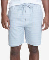 Nautica Men's Herringbone Cotton Pajama Shorts