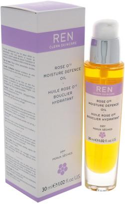 REN 1.02Oz Rose O12 Moisture Defence Oil