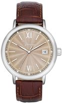 Marc Anthony Watch - Men's Leather