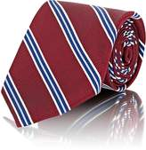 Fairfax Men's Diagonal-Striped Textured Silk Necktie