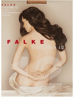 Falke Shelina Transparent 12 Denier Tights - Nude