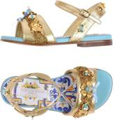Dolce & Gabbana Sandals - Item 11316121