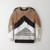 O'2ND arrow sweater